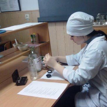 Конкурс професійної майстерності «Кращий фармацевт коледжу-2019»