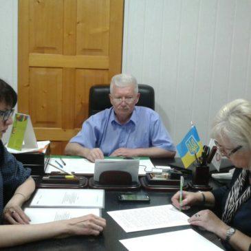 Продовження роботи експертної комісії